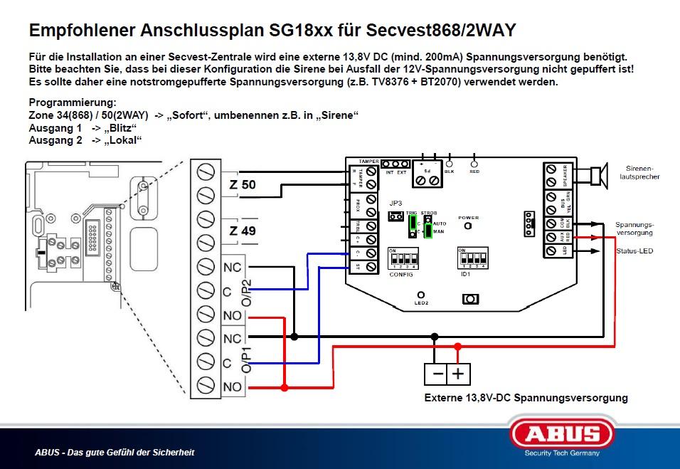 Fantastisch Brandmeldeanlage Schaltplan Ideen - Der Schaltplan ...